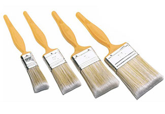 Paint Brushes Brush Types And Basic Handling Pintura Para Com