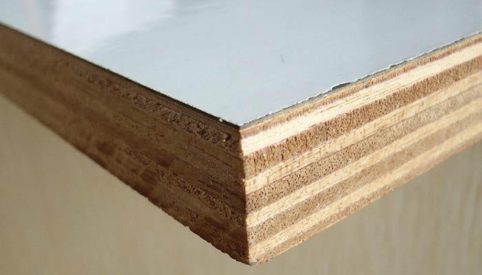 Pintura para formica pintar superficies laminadas for Formica madera