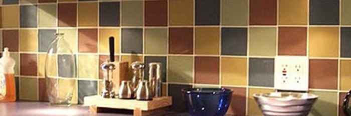 Pintura para azulejos de cocina pintura for Superficie cocina