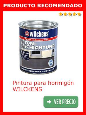 Pintura para hormigón WILCKENS