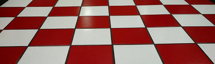 Pintura para suelos de garaje baldosas y pavimentos - Pintura para pintar piso de cemento ...