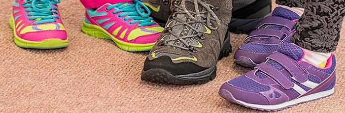 Pintura para zapatillas