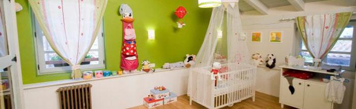 Pintar la habitación del bebé - Pintura-para.com