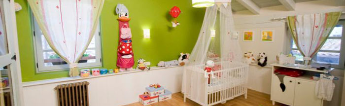 pintar habitacin del beb - Pintar Habitacion