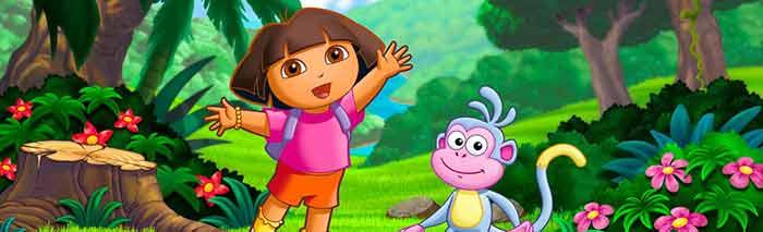 Pintar a Dora