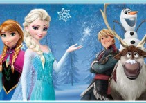 Pintar a Frozen