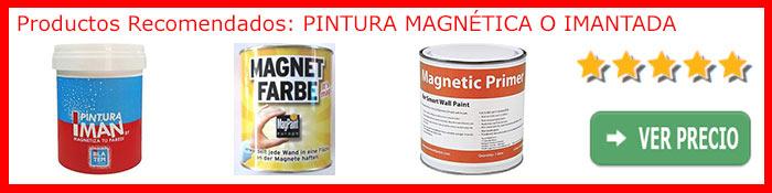 Pintura magnética - productos
