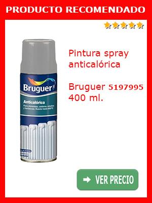 Pintura spray anticalórica BRUGUER 5197995