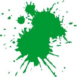 Pintura verde colores para pintar pintura for Pintura pared verde