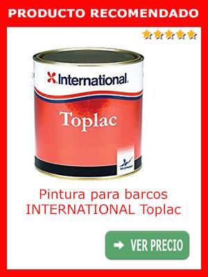 Pintura para barcos INTERNATIONAL TOPLAC