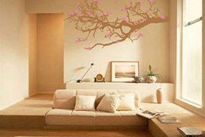 Pintura color crema
