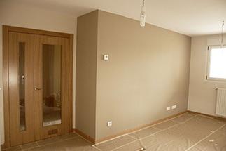 Pintura color hueso tonos suaves para decoraci n - Color marfil en paredes ...