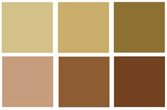 Pintura color tierra combinaciones con otros colores - Colores tierra para interiores ...
