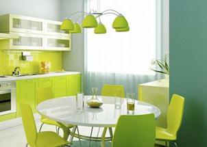 Pintura Color Verde Manzana Tonalidad De Verde Relajante