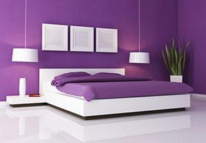 Pintura color lila combinar el lila con otros colores - Combinar color lila ...