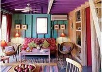 Pintura de colores para madera