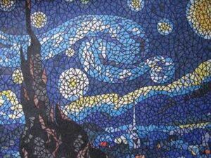 La técnica del mosaico