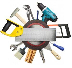 Organizar las tareas de bricolaje en casa