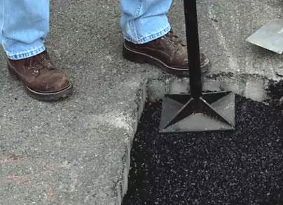 Cómo enfriar el asfalto