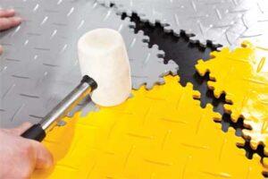 Suelos industriales de PVC
