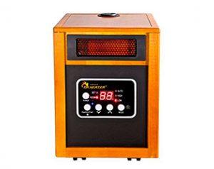 Calentadores infrarrojos, reseñas